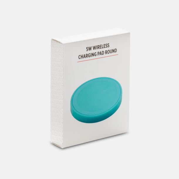 Presentförpackning Trådlösa laddare på 5W - med reklamtryck