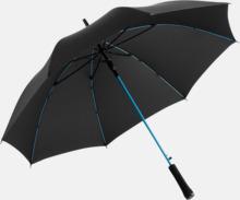 Automatiskt paraply med eget reklamtryck
