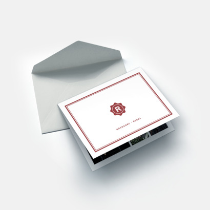 Regal 4 sorters gåvokort som täcker alla behov