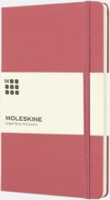 Moleskine-böcker med blanka sidor och hårt omslag - med reklamtryck