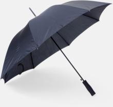 Paraplyer av återvunnen plast med reklamtryck