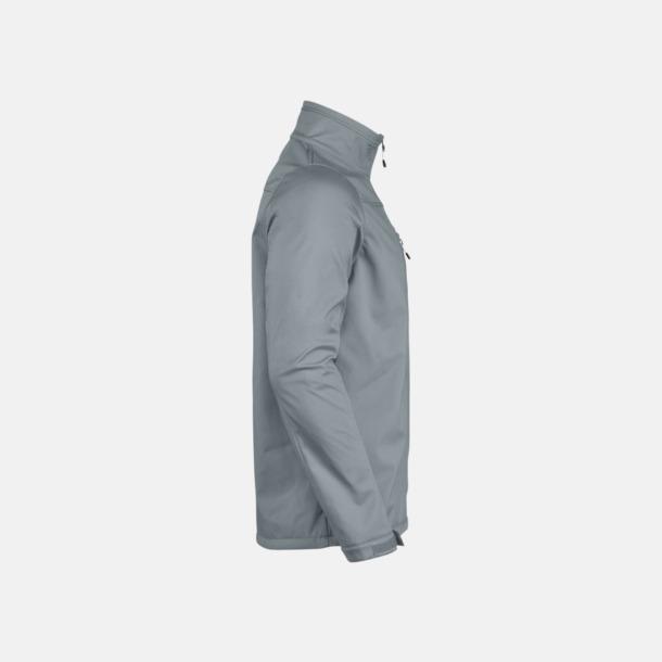 3-lagers softshell jackor med reklamtryck