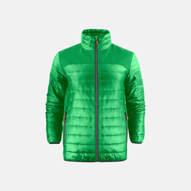 Fresh Green (herr) Lättvikts softshell jackor med reklamlogo