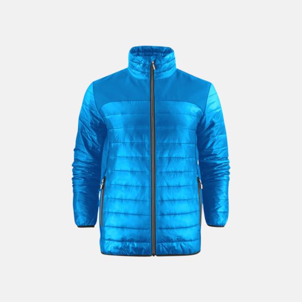 Ocean Blue (herr) Lättvikts softshell jackor med reklamlogo