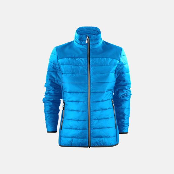 Ocean Blue (dam) Lättvikts softshell jackor med reklamlogo