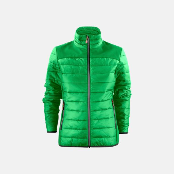 Fresh Green (dam) Lättvikts softshell jackor med reklamlogo