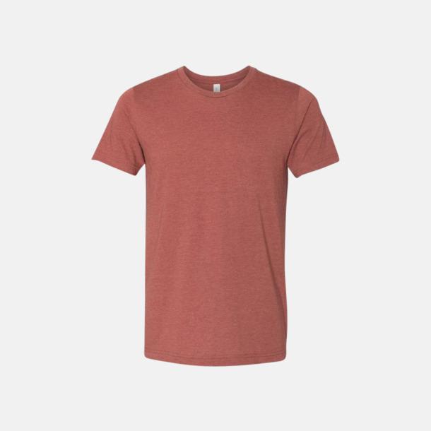 Heather Clay T-shirts för herr och dam - med reklamtryck