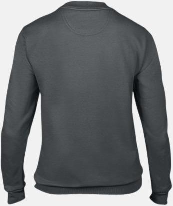 Fleecetröjor med reklamtryck