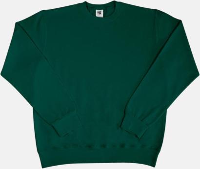 Bottle Green Sweatshirts i herr, dam & barn med reklamtryck