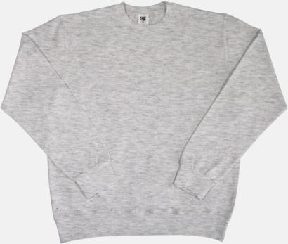 Light Oxford Sweatshirts i herr, dam & barn med reklamtryck