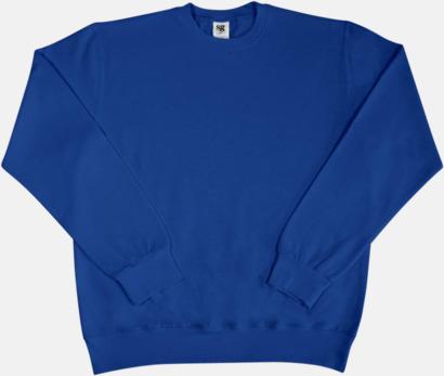 Royal Sweatshirts i herr, dam & barn med reklamtryck