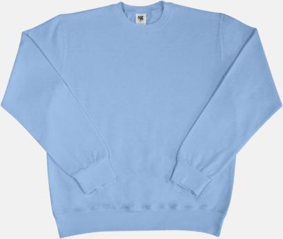 Sky Sweatshirts i herr, dam & barn med reklamtryck