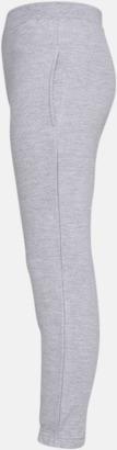 Mjuka byxor för barn med reklamtryck