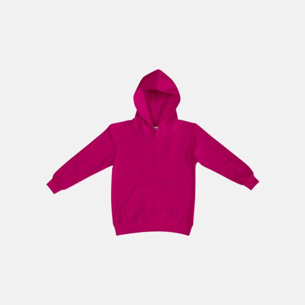 Mörkrosa (barn) Fina huvtröjor för herr, dam & barn med reklamtryck