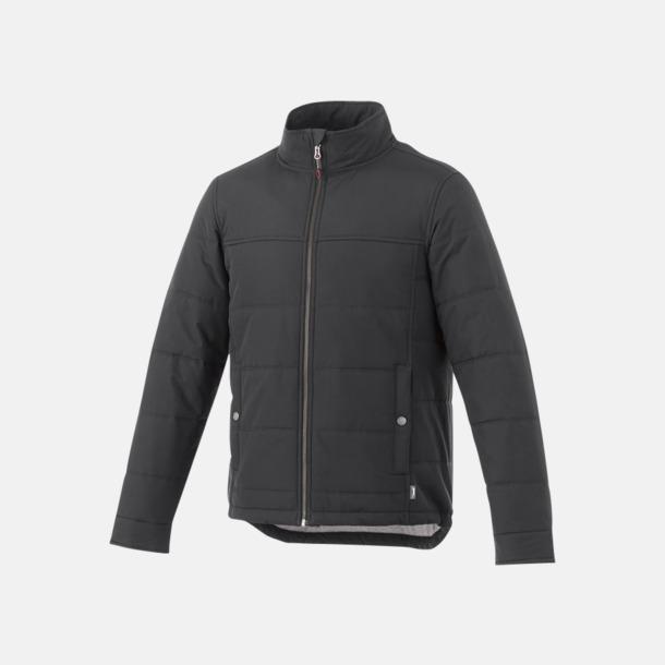 Grey Smoke (herr) Fodrade jackor från Slazenger med reklamtryck
