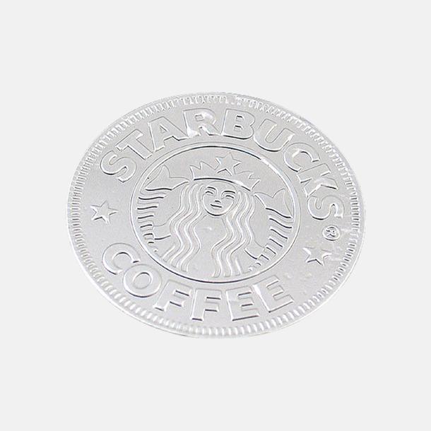 Silver Chokladmynt i mindre format med prägling