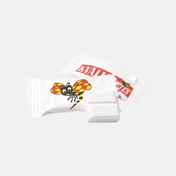 Mini (1,5 gram) Dextrosol druvsocker reklamgodis
