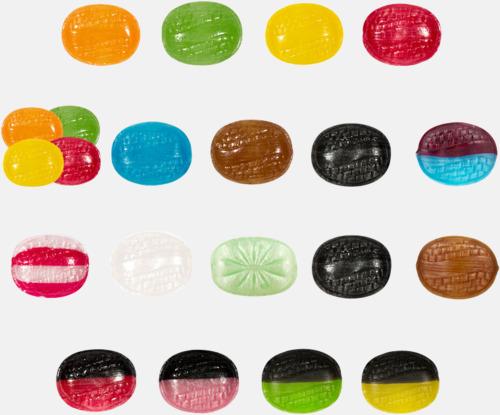 Smaker Twistade Karameller med reklamtryck