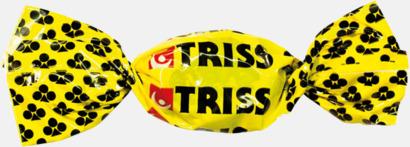 Twistade Karameller med reklamtryck