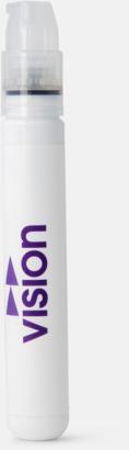 Solskyddsfaktor i praktisk flaska med reklamtryck