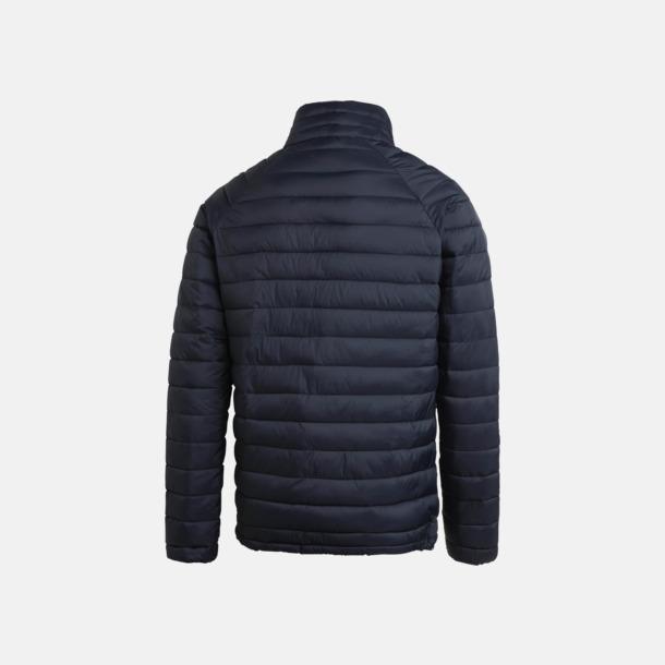 Lättvadderade jackor med reklamtryck