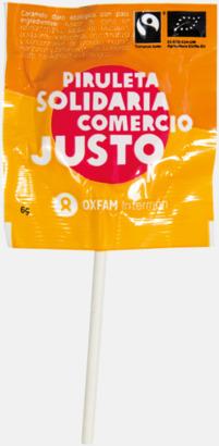 Eko-klubbor & Fairtrade i flera varianter med reklamtryck