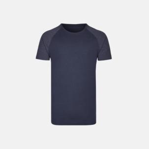 Långa herr t-shirts med reklamtryck