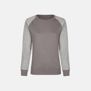 2-tonade tröjor med reklamtryck