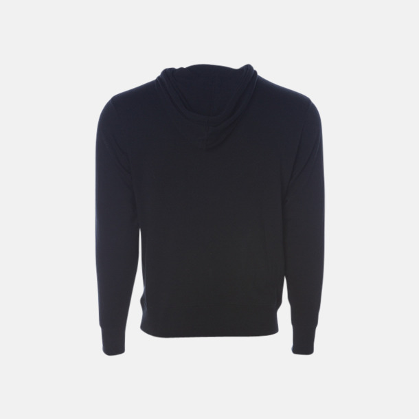 French terry hoodies med reklamtryck