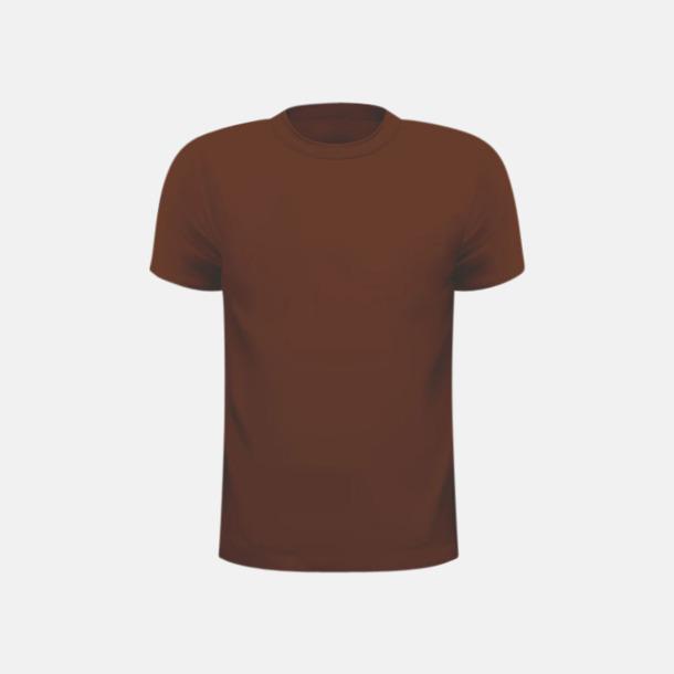 Chocolate (herr) Tränings t-shirts för herr, dam & barn - med reklamtryck