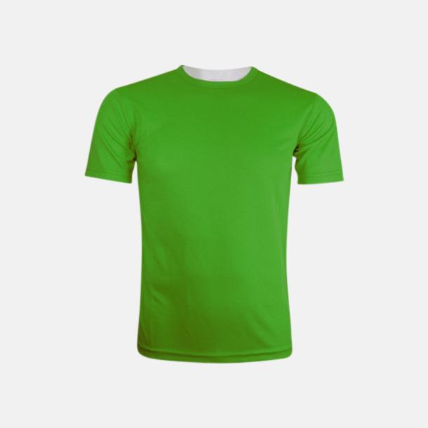 Kelly Green (herr) Tränings t-shirts för herr, dam & barn - med reklamtryck
