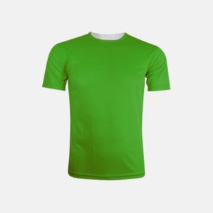 Tränings t-shirts för herr, dam & barn - med reklamtryck