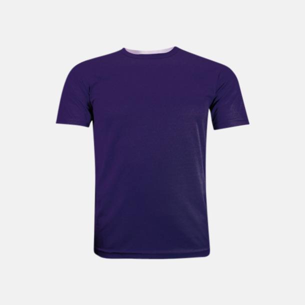 Marinblå (herr) Tränings t-shirts för herr, dam & barn - med reklamtryck
