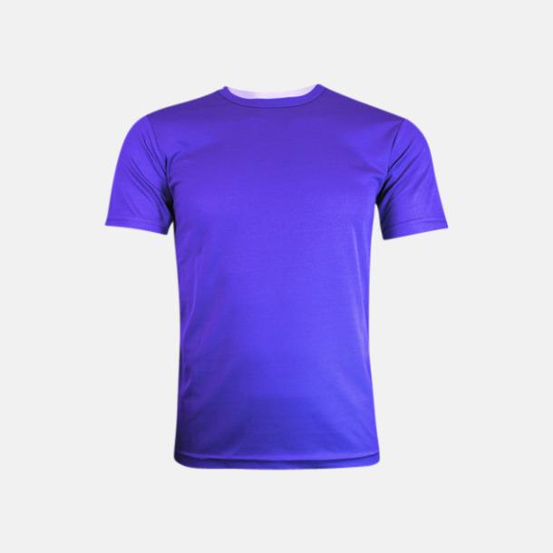 Royal Blue (herr) Tränings t-shirts för herr, dam & barn - med reklamtryck