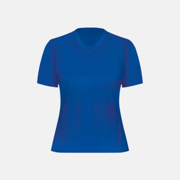 Royal Blue (dam) Tränings t-shirts för herr, dam & barn - med reklamtryck