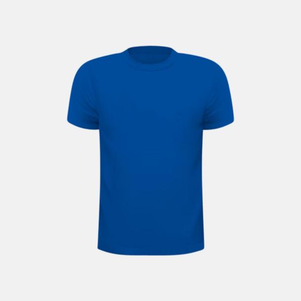 Royal Blue (barn) Tränings t-shirts för herr, dam & barn - med reklamtryck