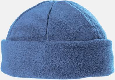 Ice Blue Fleecemössor i många färger med reklamlogo