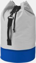 2-färgade sjömansväskor med reklamtryck