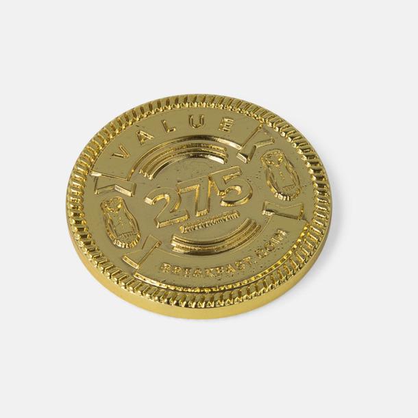 Mynt med egen logo