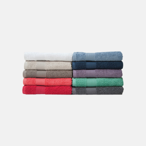 Fina handdukar i 4 storlekar med reklamlogo