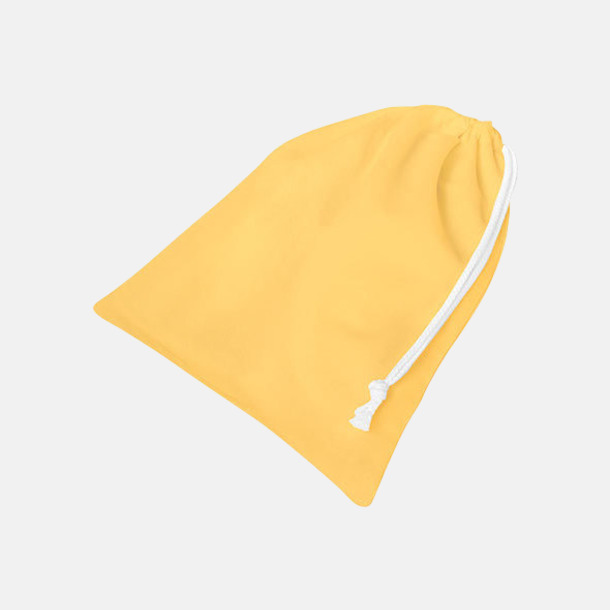 Brilliant Yellow Tygfodral med reklamtryck