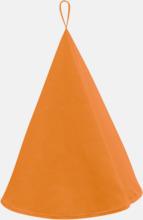 Runda kökshanddukar i canvasbomull med reklamlogo