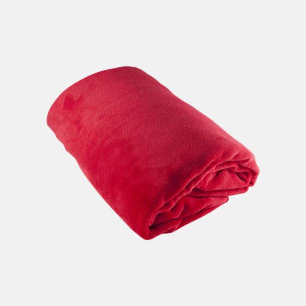 Jester Red Filtar i coral fleece med reklamlogo