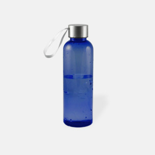 Remförsedda vattenflaskor med reklamtryck