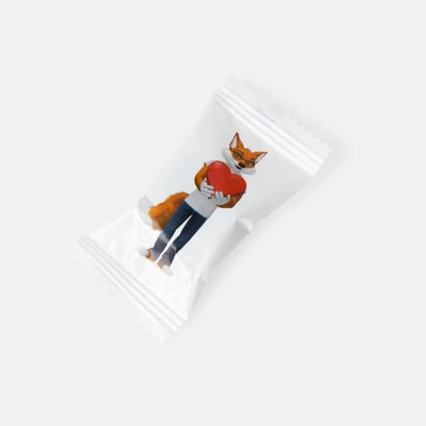 Billiga karameller med reklamtryck