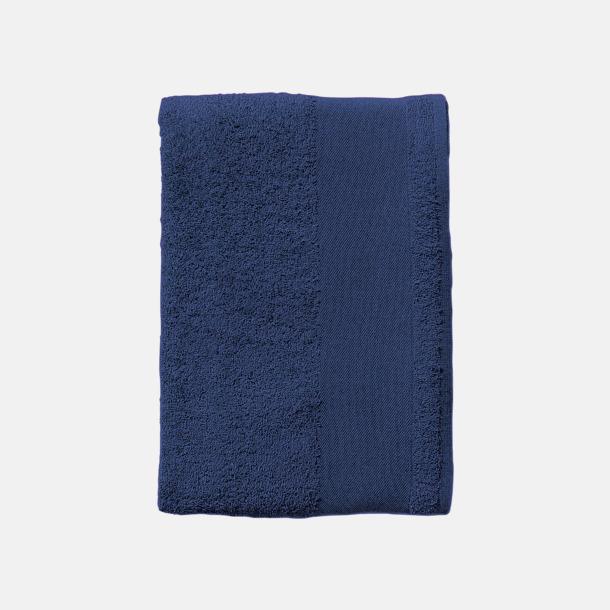 French Navy Små handdukar med reklamlogo