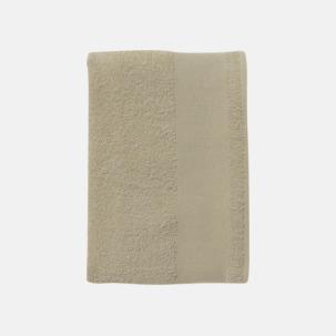 Små handdukar med reklamlogo