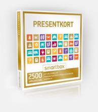 Unika presentkort från Smartbox