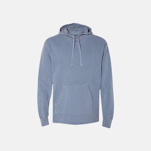 Blue Jean Unisex scuba hoodies med reklamtryck
