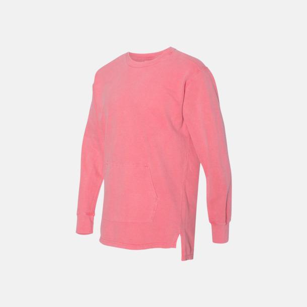 Fina sweatshirts i unisex med reklamtryck